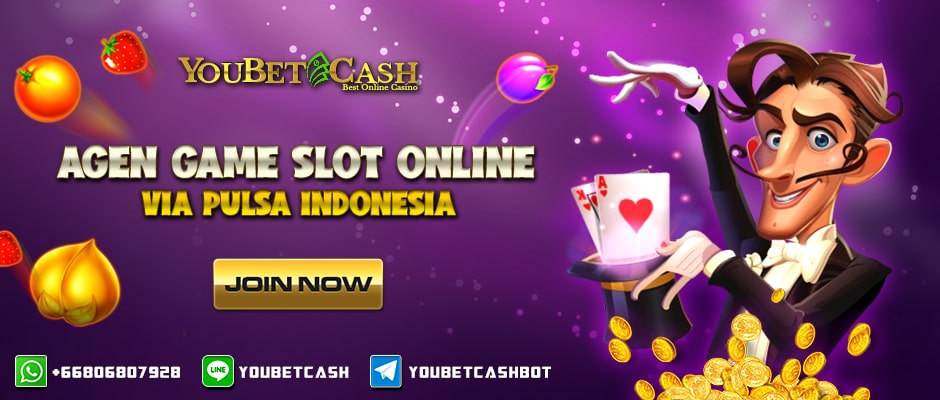 Agen Game Slot Deposit Pulsa Indonesia